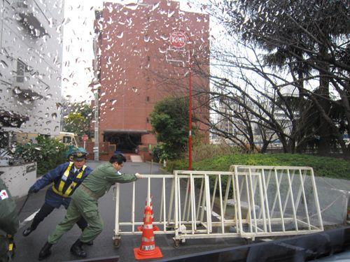 平成23年2月24日定例運動[領土問題・捕鯨について]