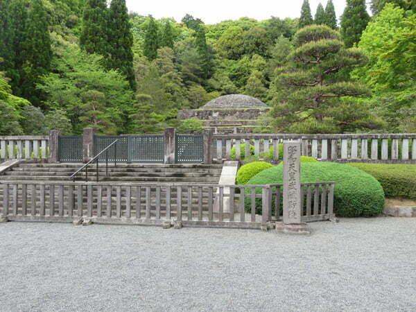 令和3年4月29日昭和の日、武蔵野御陵墓参