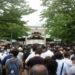 令和元年8月15日終戦の日、靖國神社参拝・黙祷